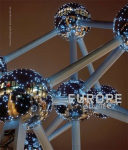 TECHNOMADES dans EUROPE ECHELLE 27 (2008)